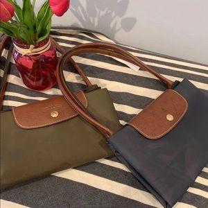 Longchamp tote- large